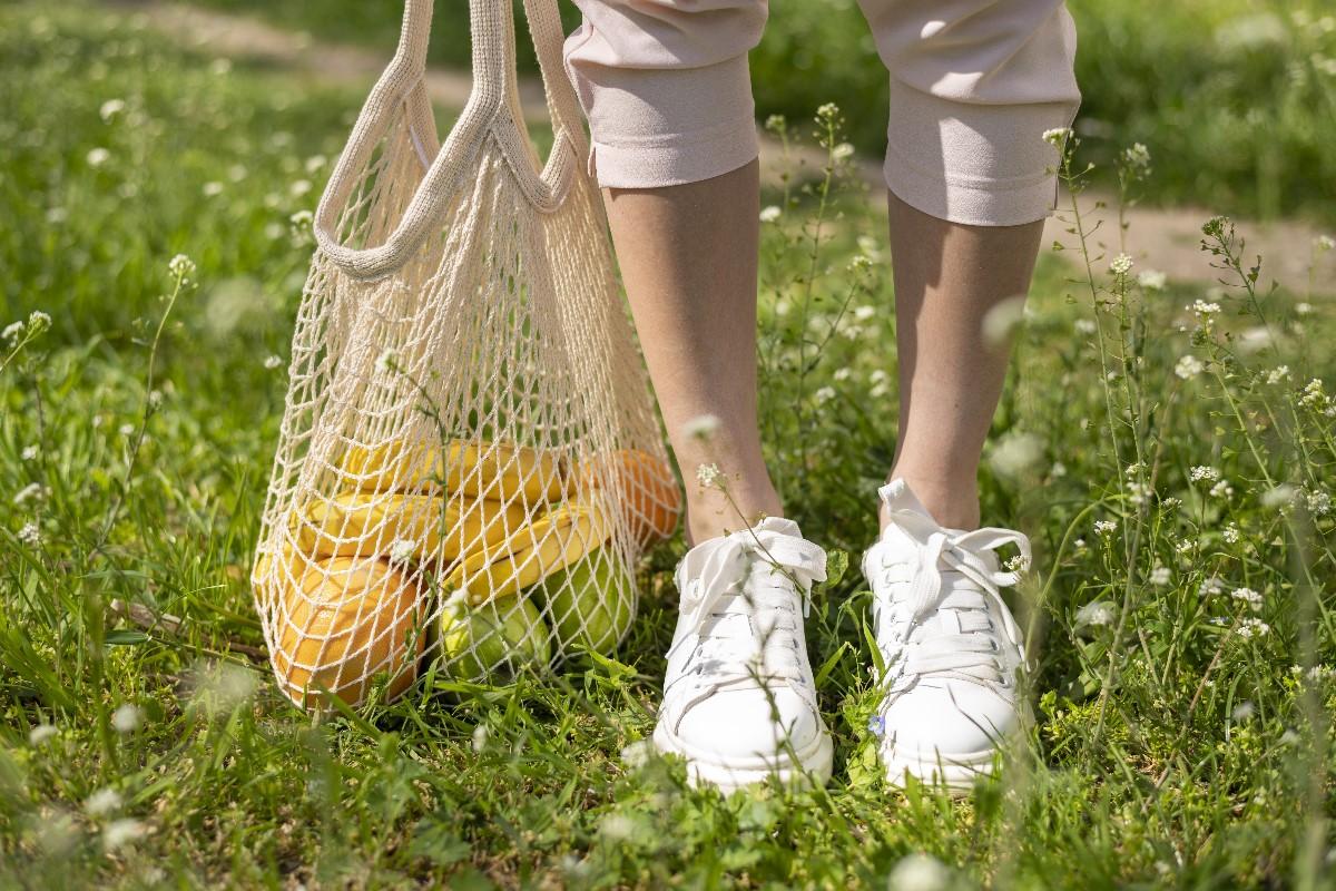 Czy da się zrobić zakupy bez plastikowych torebek?