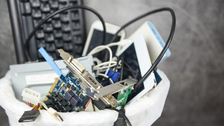 Co zrobić ze starym sprzętem elektronicznym?