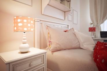 Jak urządzić sypialnię, aby wprowadzała harmonię i spokój?