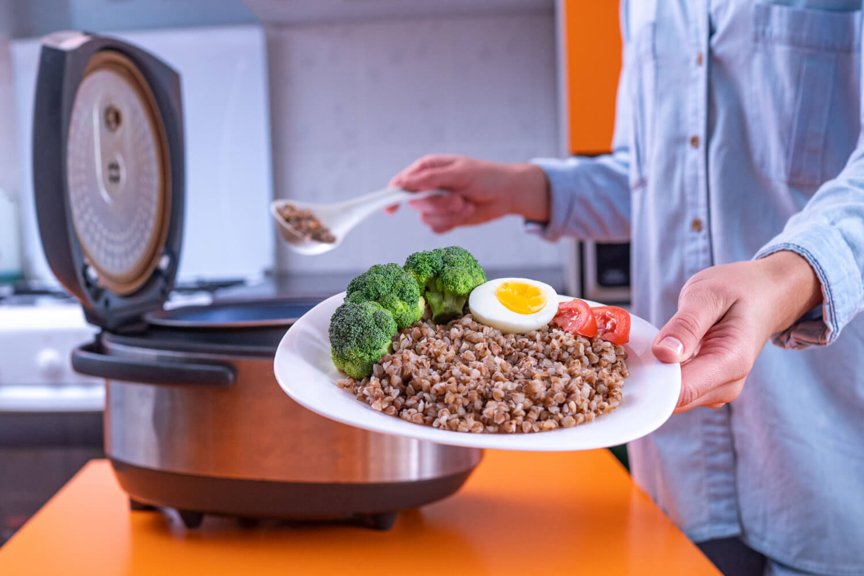 Gotuj w wolnowarze - zdrowo i pysznie