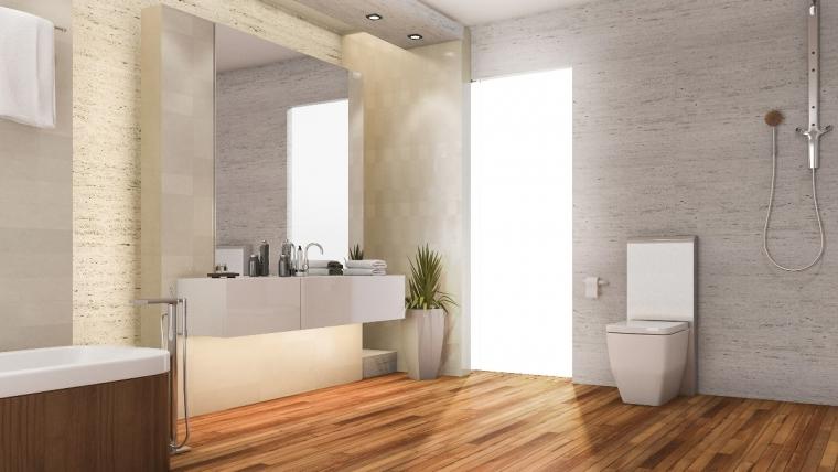 Top 3 nowoczesnych lamp łazienkowych do minimalistycznej łazienki