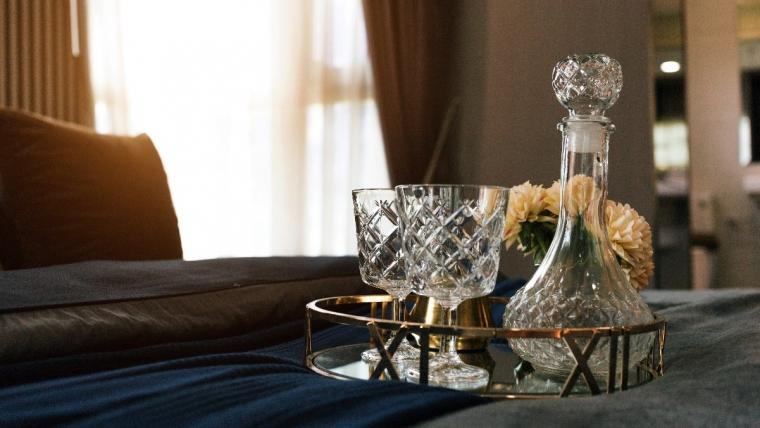 Romantyczny nastrój w sypialni - zadbaj o niego!