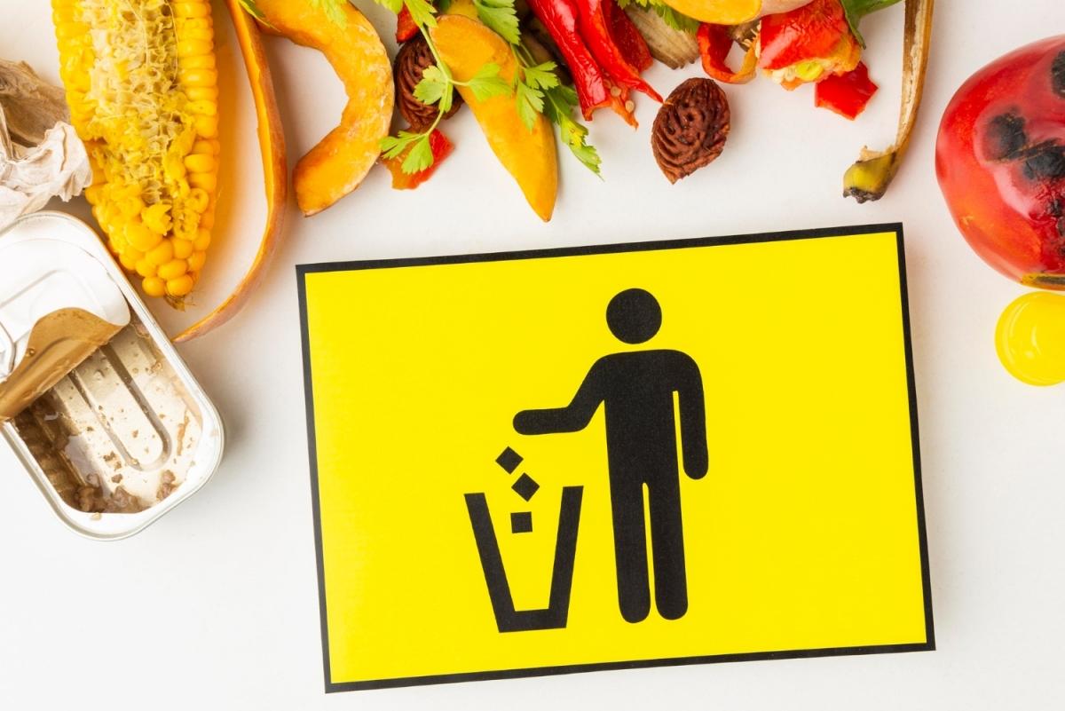 Co zrobić z resztkami jedzenia?