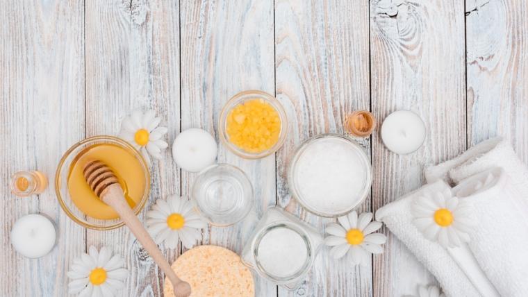 Domowe maseczki z miodu – 3 przepisy