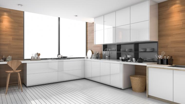 Jak urządzić kuchnię w stylu minimalistycznym?