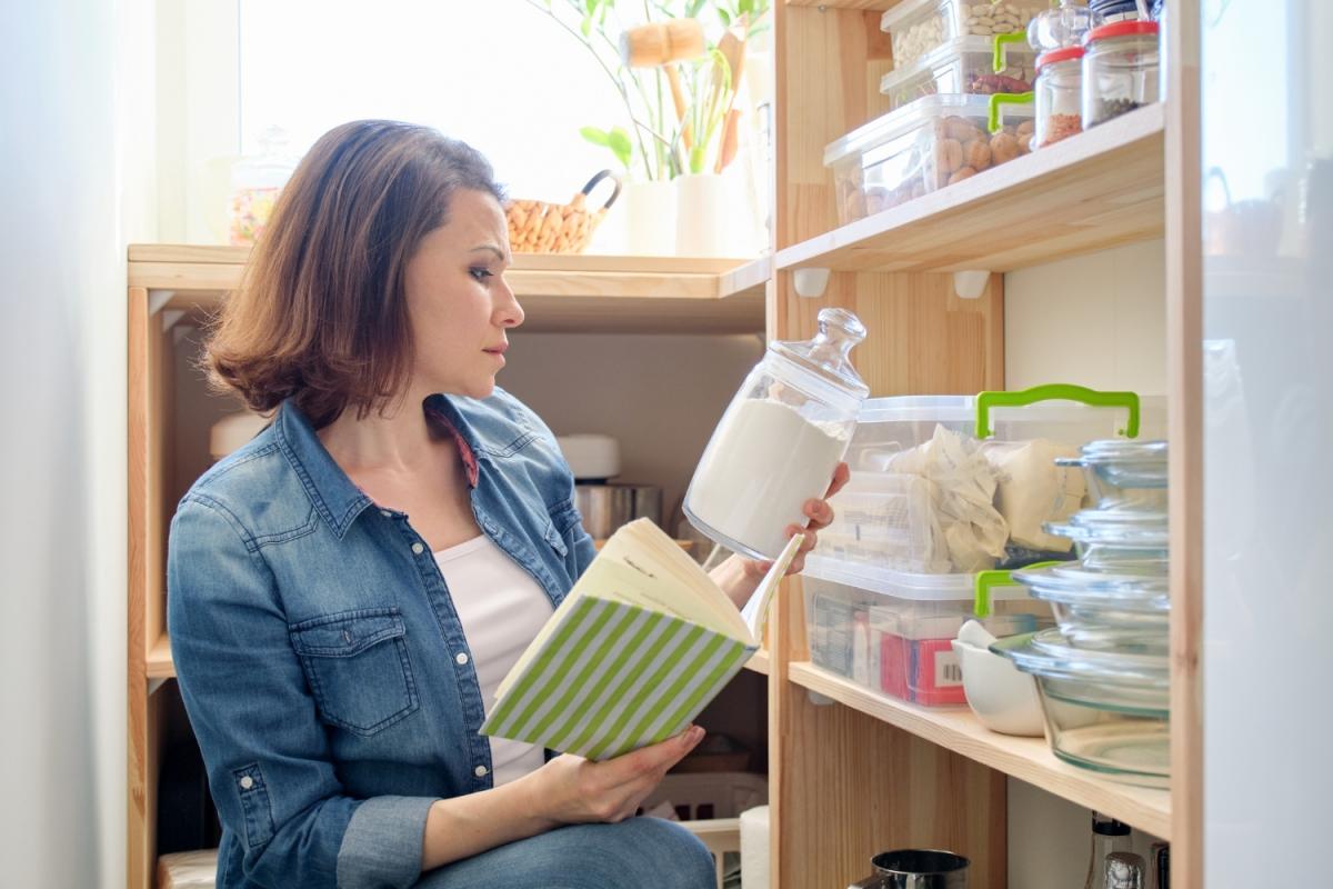Sposoby na przechowywanie żywności w spiżarni