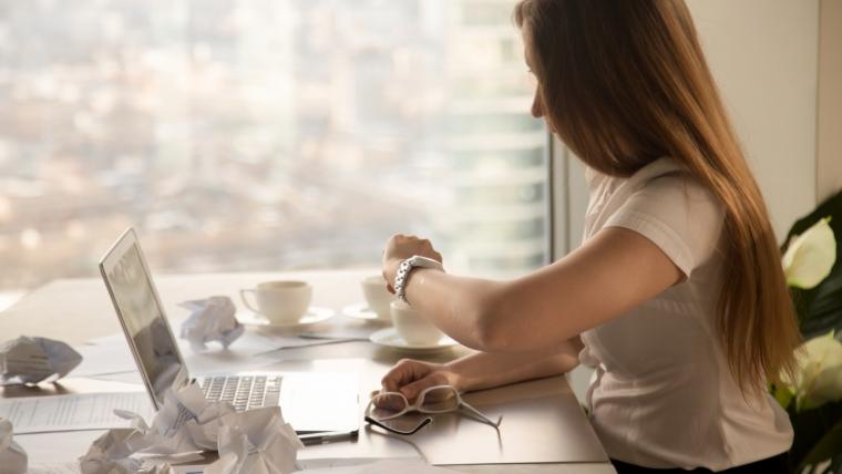 4 główne błędy w organizacji czasu
