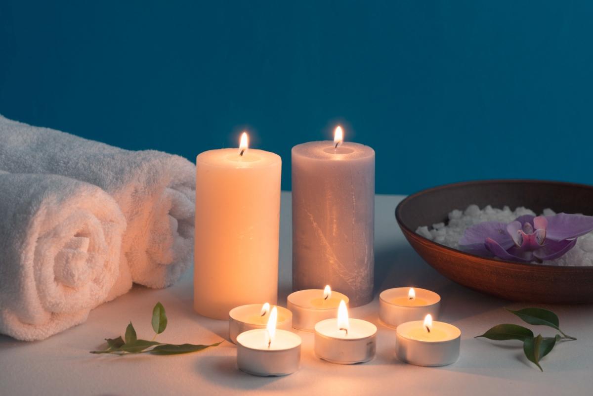 Czy świece z parafiny są szkodliwe?